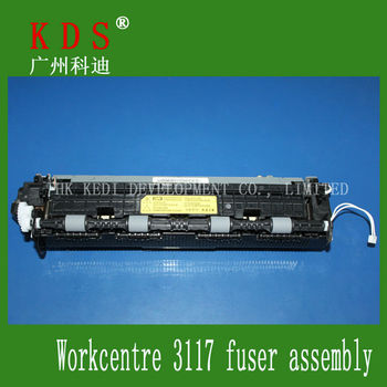 remanufacture printer spare parts workcentre for Xerox 3117 fuser assembly 100% pre-tested