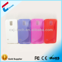 2014 HOT design Colors for Samsung S5 ,for samsung S5 back cover