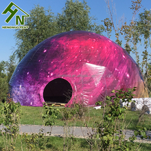 Good Quality Prefab Geodesic Dome House Tent for Event Party Wedding