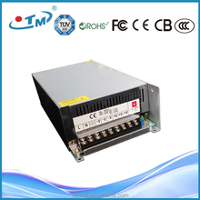 On alibaba.com supply 600W 12V 50A CE RoHS FCC Constant Voltage ac dc laptop power supply