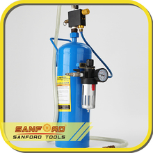 2017 New Design Mini Portable Sandblaster