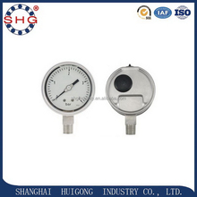 Low cost hot selling refrigeration pressure gauge
