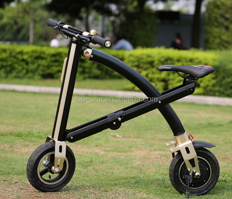 New innovate amazon best selling 10 inch mini motor bike folding electric bike for adults
