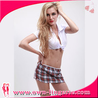 Adult hot japan sexy school girl costume sex teacher uniform fancy dress