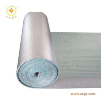 Wholesale heat insulation & flame retardant packaging materials / aluminum foil polyester