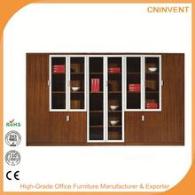 Latest Arrival simple design office furniture filling wooden cabinet 2016