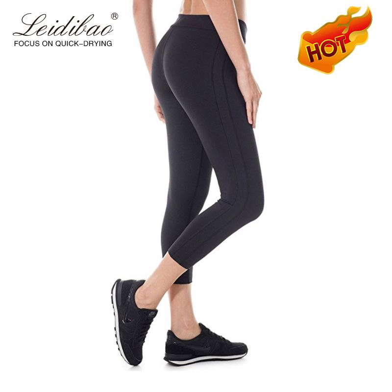 Wholesale Custom Women Yoga Pants Compression Pants With Side Pocket
