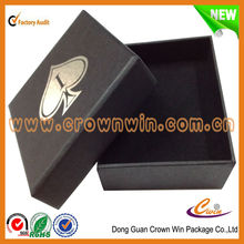 Fashion paper jewelry gift box