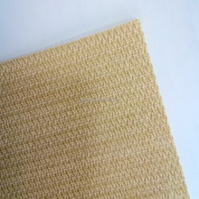 Customized HDPE 180gsm/Beige color Monofilament mixed flat wire Shade Net