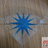 The Top Quality Tempere Glass Plate