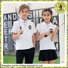 British style model school uniform design,factory price
