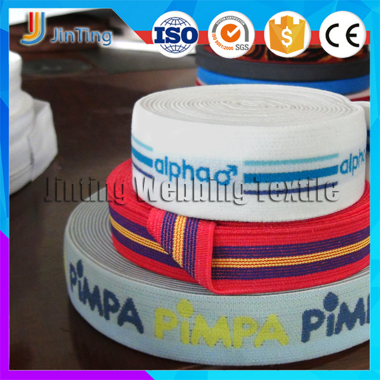 woven non-roll elastic with high elasticity