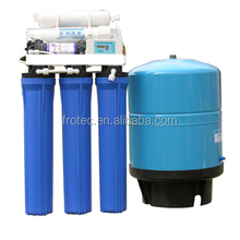5 Stage mineralizing cartridge RO water filter system