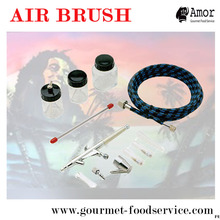 Overall set air brush airbrush kit for tattoo makeup cake painting