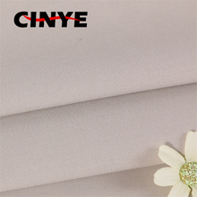 manufacturing grey polyester cotton TC drill calico fabric