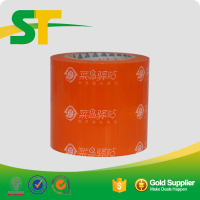 orange adhesive bopp tape