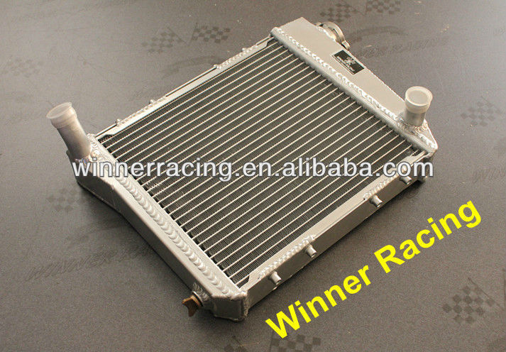 RACE ALUMINUM ALLOY RADIATOR FOR CLASSIC MINIS 1959-2002