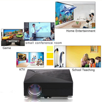 Smart Full HD Projector Used Home Theater Lcd Projectors Mini Led 4k projector