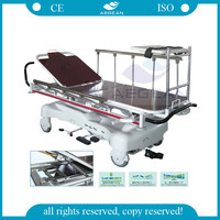 AG-HS005 CE approved hydraulic medical transfer stretcher