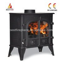 Modern Wood Burning Stove With Boiler(CL-A12)