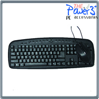 24-hour Serving multimedia bamboo laptop computer keyboard to usb adapter