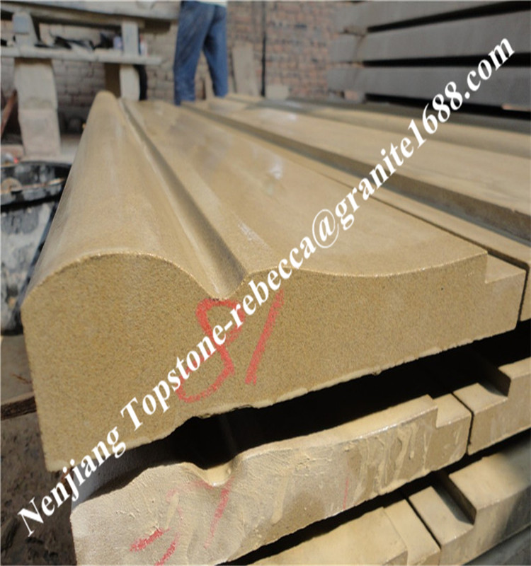 yellow Sandstone, pure yellow Sandstone, Natural yellow Sandstone