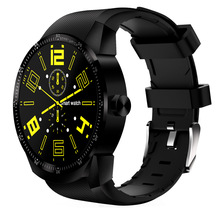 K98H 3G Smartwatch 1.3 inch Android 4.1 Smart Watch GPS MTK6572A 1.2GHz Dual Core 4GB ROM IP54 Waterproof Bluetooth 3.0