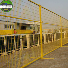 brand new design promotional High security long life outdoor fence temporary fence