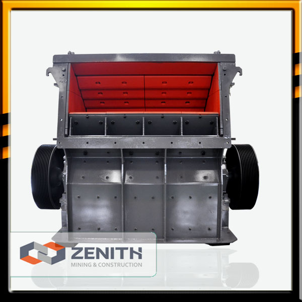 china leading factory hard rock impact crusher price