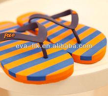 Hot selling lady summer flat sandal