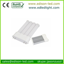 Top quality CE RoHS approval 2g10 pll led ube 180 degree beam angle led pll replacement light
