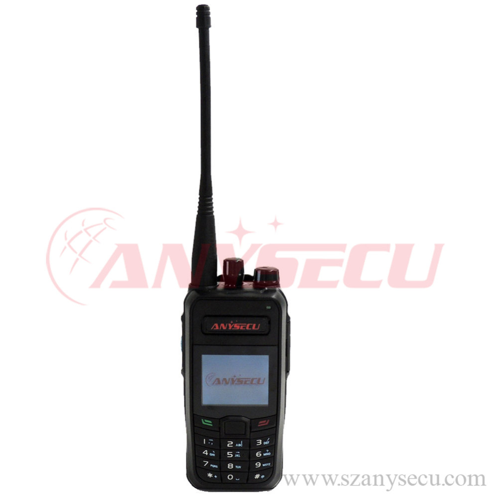 ANYSECU DR880 Walkie Talkie For Troops ZASTONE Manufacturer dPMR system with FDMA frequency division multiple access technology