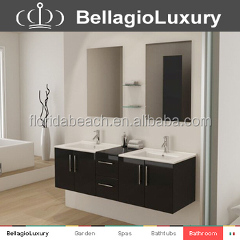 Original Germany Popular High Glossy Bathroom Furniture View Bathroom