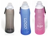 China Alibaba Hot Selling Cheap Custom Silicone Products Sports Water Bottle Cover, Heat Resistance Folding Water Bottle