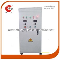 High Configuration HDPE Film Corona Treatment Equipment