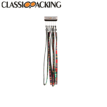 Multi-color lanyards eyeglasses cord