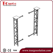 TourGo Aluminum Mini Lighting Truss / Led Truss Display With Best Price