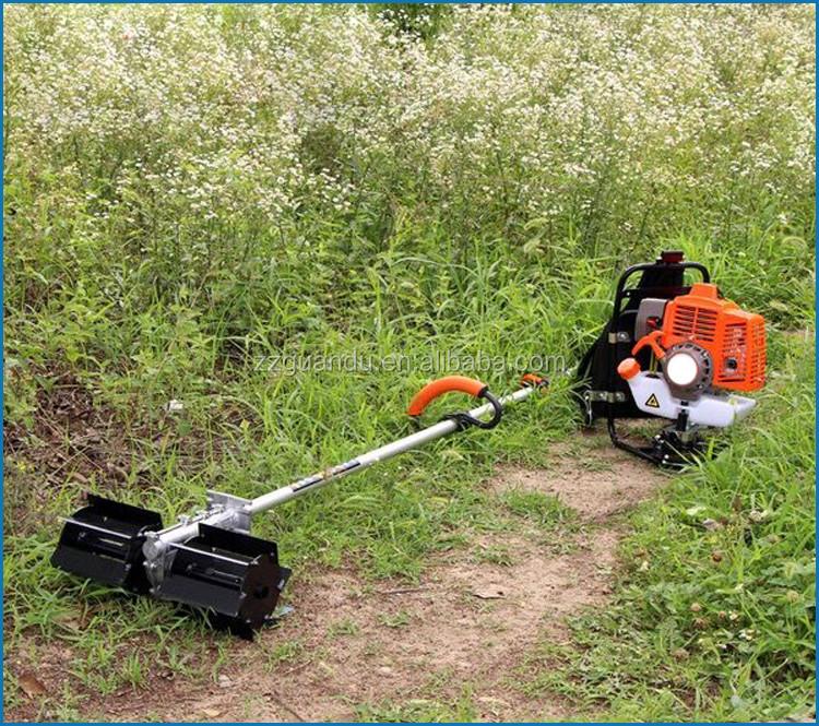 automatic weeding machine