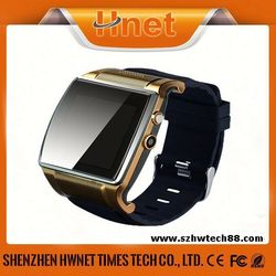 2014 waterproof bluetooth watch mp3 player