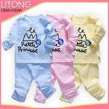 New baby suits, a variety of colors and lovely style optional, children's cotton wholesale package, made in China baby clothes