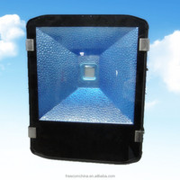 China lighting manufacturers black color aluminum die casting outdoor LED flood light lamp case
