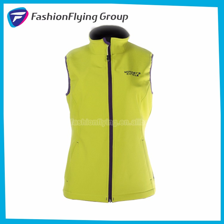 AL3004 China New Wholesale Woman Customized Fly Fishing Vest , Waterproof Biker Vest,Fishing Vest