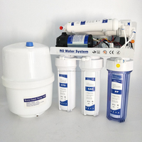 5 Stage Undersink Direct Drinking Water