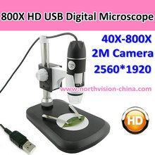 factory offer 800X microscopic camera