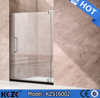 new design pivot bath screen