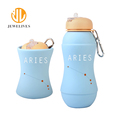 600ML Eco Flip Straw Insulated Water Bottles With Custom Logo