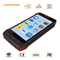 New style Android 6.0 handheld rugged mobile bluetooth bar code printer and reader