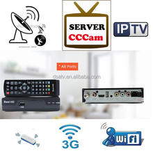 2015 Arabic IPTV box steaming hd satellite dvb s2 receiver dvb-s2 set top box cccam cline server account iks Europe XXX