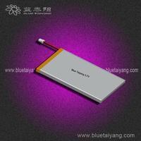 9067100 4000mAh high energy capacity li po battery for car heater