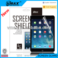 Matte screen protector for 7 inch tablet for iPad mini 2 oem/odm (Anti-Glare)